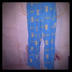 👖TWEETY PAJAMA PANTS 👖